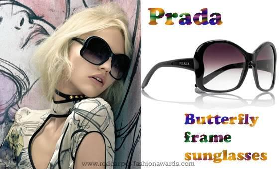 Naočale-sunčane i dioptrijske Pradabutterflysunglasses
