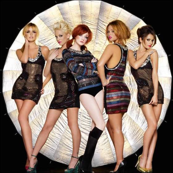 Fashion, Moda, Maquillaje de Girls Aloud SNF22BIZ1-280_623951j