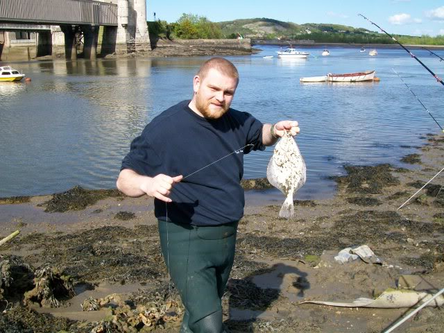 Summer match 1. Conwy estuary rover. 25/4/09. 100_0022