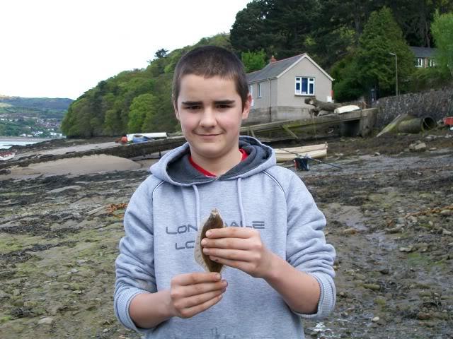 Summer match 1. Conwy estuary rover. 25/4/09. 100_0025