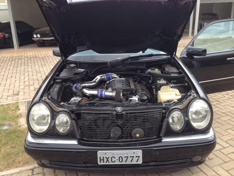 W210 - E55 1999  - R$ 90.000,00 Image-1