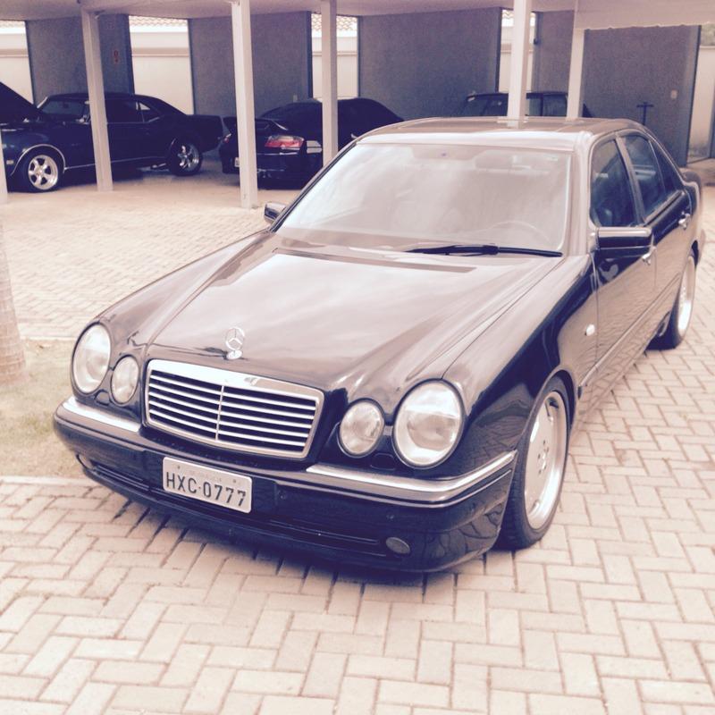 W210 - E55 1999  - R$ 90.000,00 Image-10