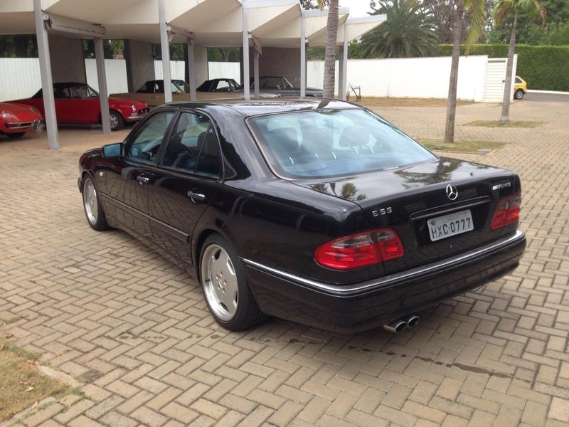 W210 - E55 1999  - R$ 90.000,00 Image-4