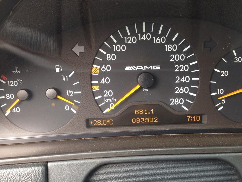 W210 - E55 1999  - R$ 90.000,00 Image-5
