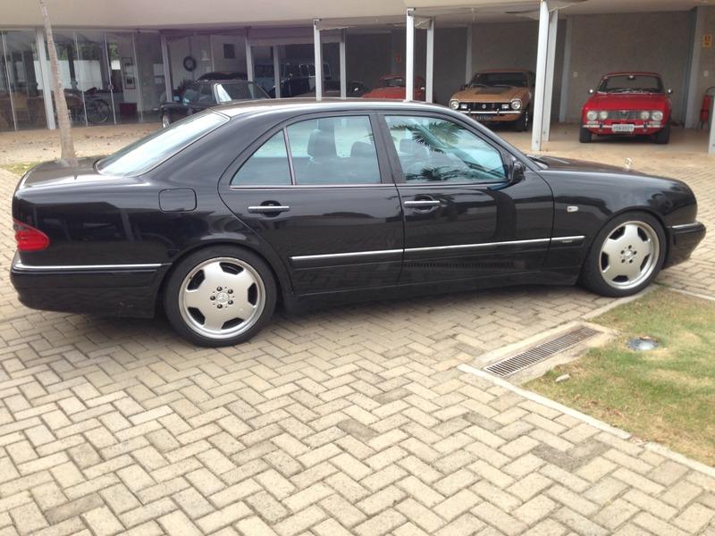 W210 - E55 1999  - R$ 90.000,00 Image-7