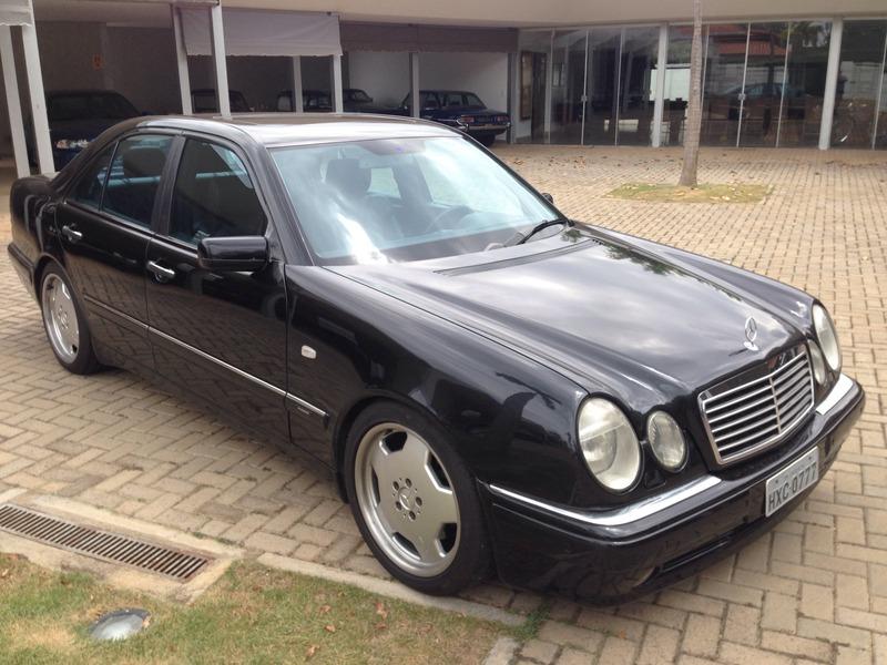 W210 - E55 1999  - R$ 90.000,00 Image-8