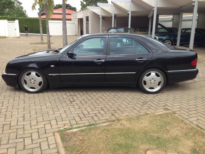 W210 - E55 1999  - R$ 90.000,00 Image
