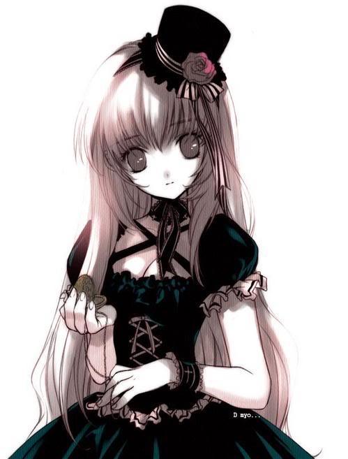 Sarah Amzaki Gothicgirl