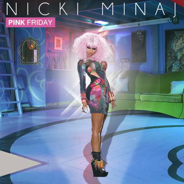 Nicki Minaj - Pink Friday Pinkfriday