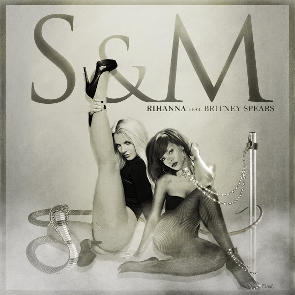 Rihanna - S&M (feat. Britney) Sandm1