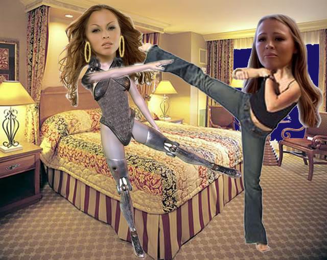 Diviértete con Girls Aloud (Fotos/Videos/Parodias) Hotel