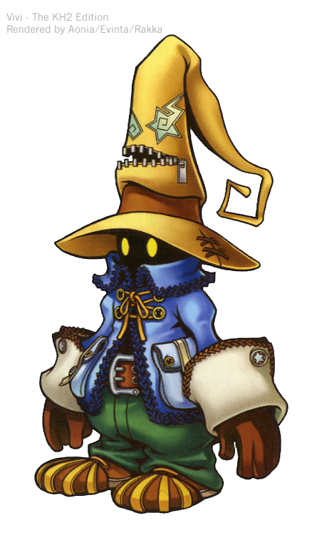 Favorite Final Fantasy Characters! Vivi