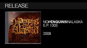 [EP]No penquins in Alaska -1303 EP Release-2