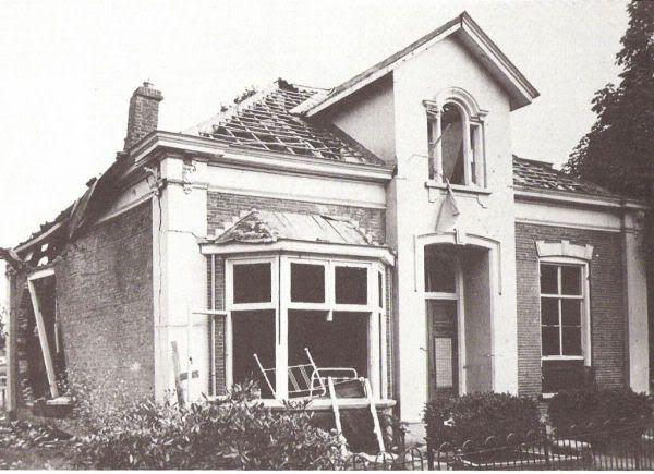 Helmuth's Strongholds Battle for Arnhem ruined house 2 9