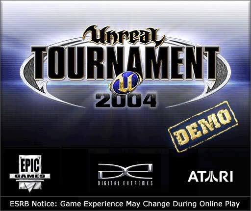 Unreal Tournament 2004!!!!! Gamelogo