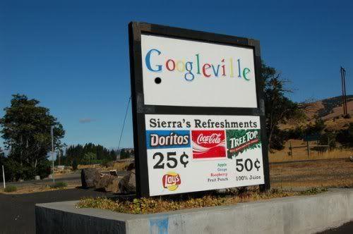 Suas buscas no Google prejudicam o meio ambiente ! Google20_full
