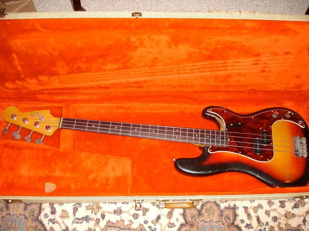 Fender G.A.S. 64P