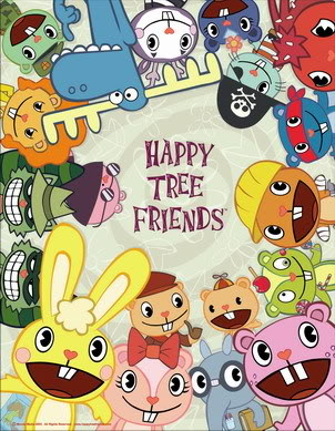 HAPPY TREE FRIENDS HappyTreeFriiends