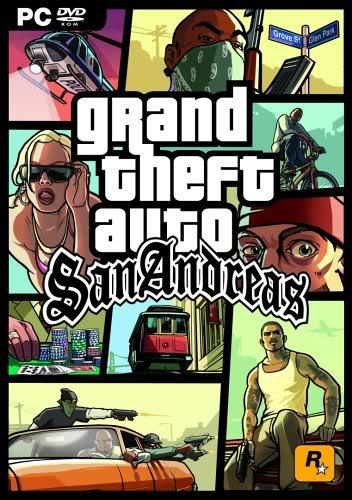 Grand Theft Auto San Andreas [PC Game] GrandTheftAutoSanAndreas