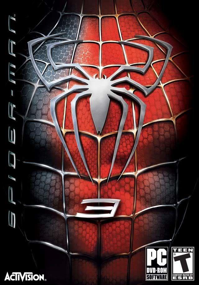تحميل جميع اجزاء لعبه spiderman  SpiderMan3