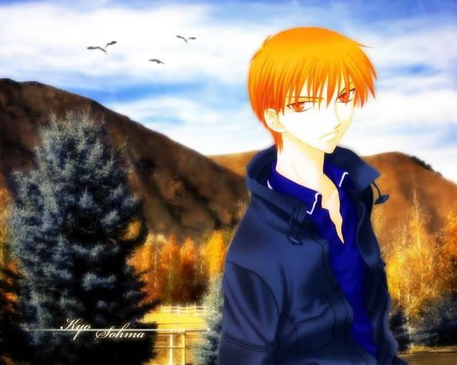*-* bishonen!!!! Kyo_Sohma