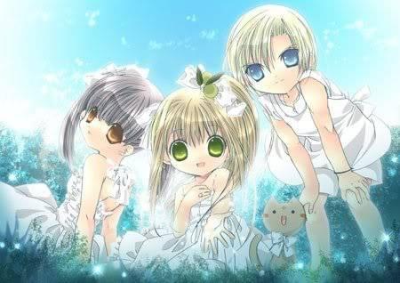 Wallpaper Manga Anime Kamichamakarin6786