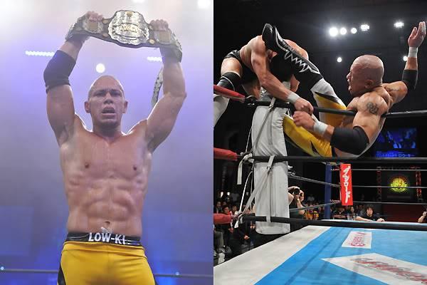 [Résultats] NJPW 40TH ANNIVERSARY ~ WRESTLING DONTAKU 03.05.2012 LowKiIWGPjr