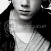 Icones The Jonas Brothers; Lali_sweety-nickblackwhite2