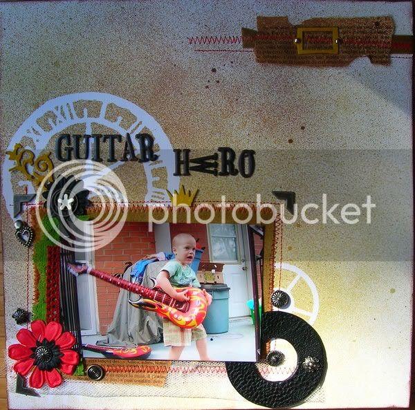 Août 2010  Guitarhero