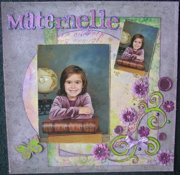 Galerie de décembre - édité 31 décembre - Page 3 Maternelle