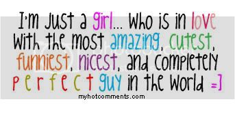 Your Favorite Quotes && Pictures <3 Cute