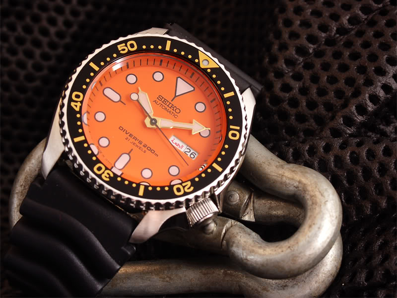 Ocean - Me faire passer mon envie de Planet Ocean Orange - Page 2 SeikoSKX011