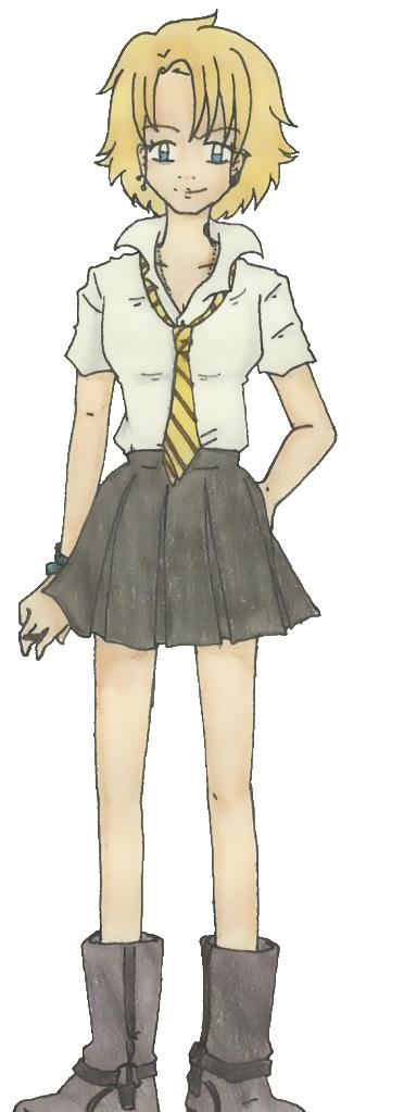 Arianne Blanchard Arianne1