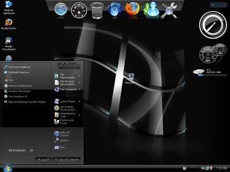 [Share] Operating System Blackxp
