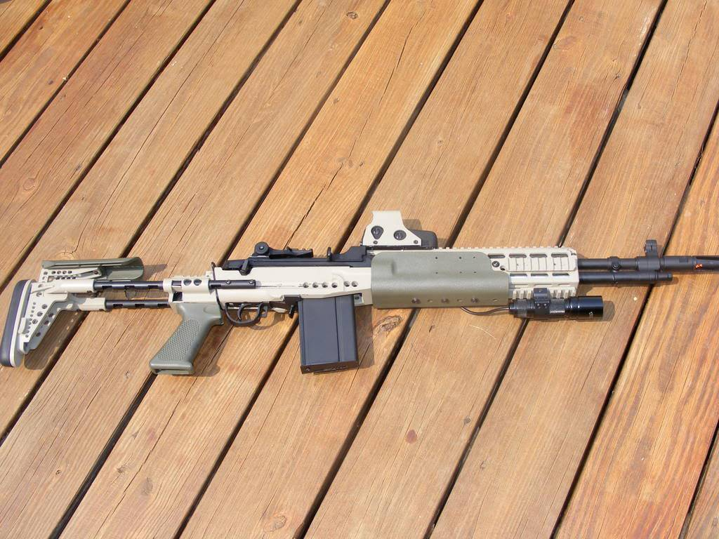 M14 EBR Pictures, Images and Photos