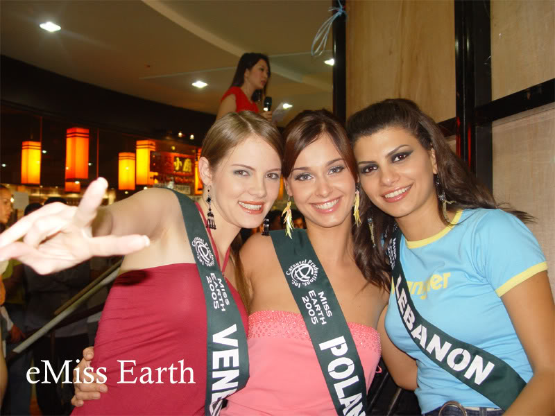 Katarzyna Weronika Borowicz - Miss Earth Water 2005 (Poland) 43