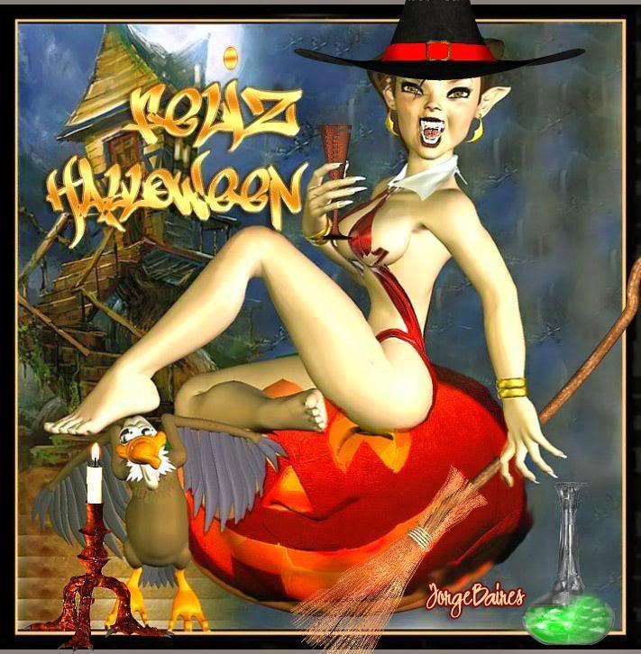 ¡¡ Feliz Halloween !! Hallowen