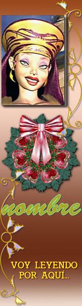 .:::Unas plantillas para Navidad GRATIS:::. MarcapaginasJB02