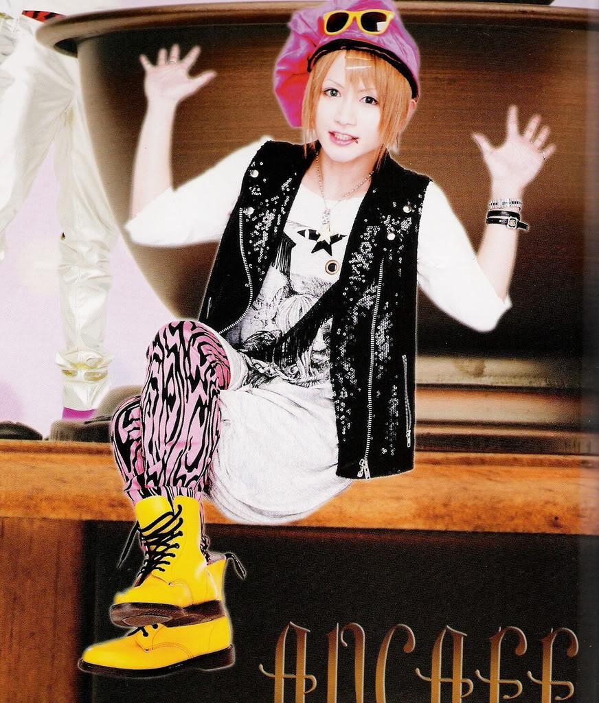AN CAFE (Visual/Oshare kei) Nyappy! X3 - Página 38 May-jun3