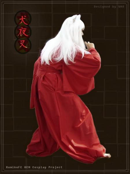 Cosplays de Inuyasha y R. Kenshin 2cop