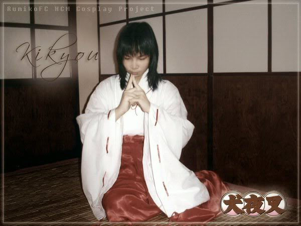Cosplays de Inuyasha y R. Kenshin 4cop