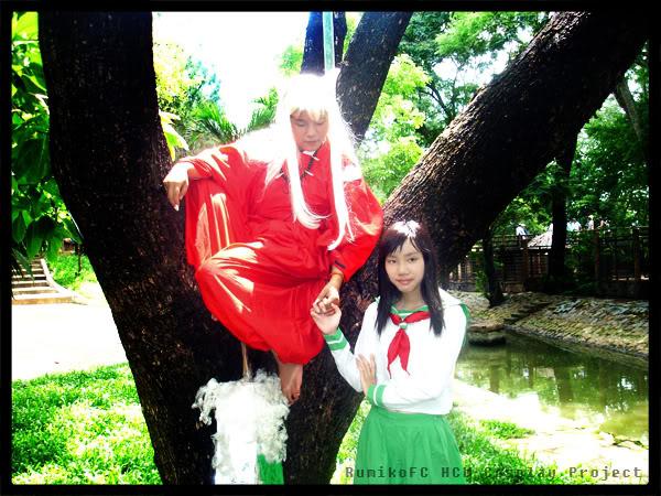 Cosplays de Inuyasha y R. Kenshin DSC02972