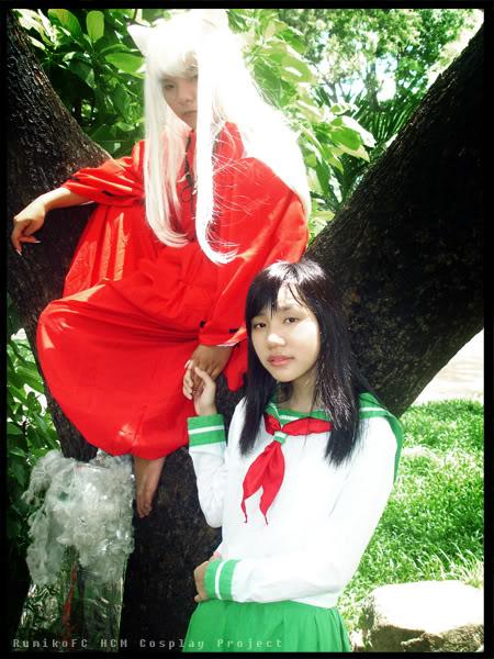 Cosplays de Inuyasha y R. Kenshin DSC02975
