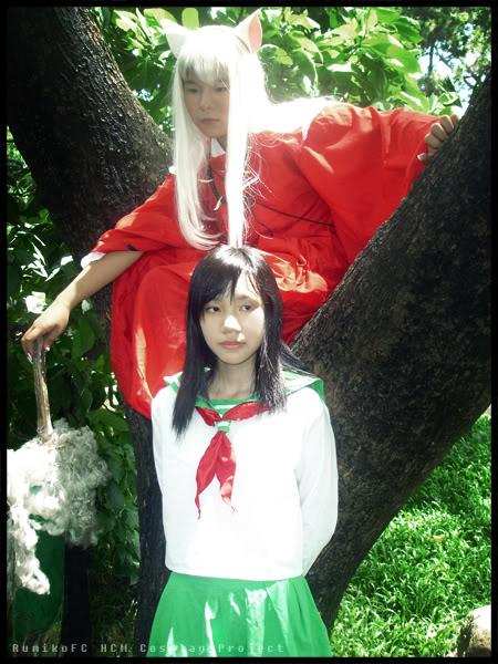 Cosplays de Inuyasha y R. Kenshin DSC02977