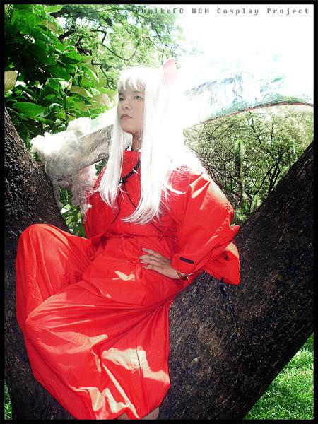 Cosplays de Inuyasha y R. Kenshin DSC02979