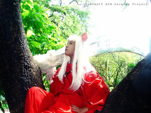 Cosplays de Inuyasha y R. Kenshin DSC02980