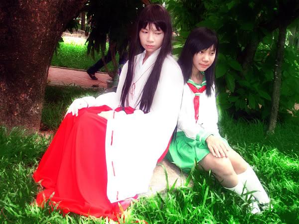 Cosplays de Inuyasha y R. Kenshin DSC03004