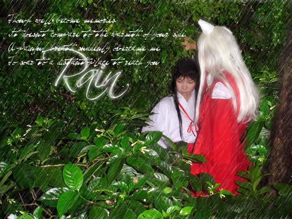 Cosplays de Inuyasha y R. Kenshin DeleteLayer