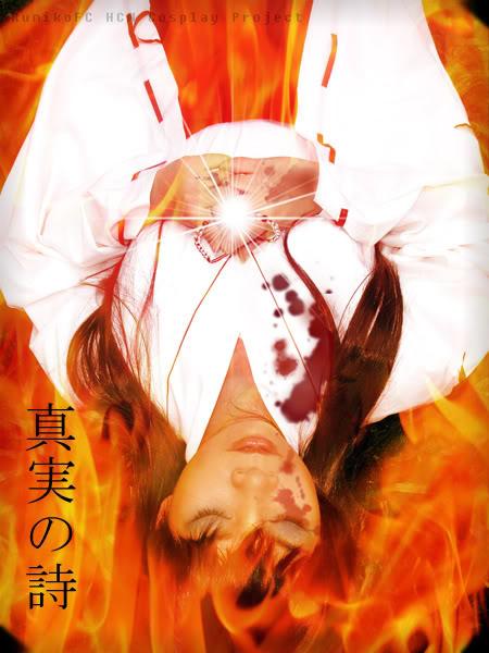 Cosplays de Inuyasha y R. Kenshin Burnmiko