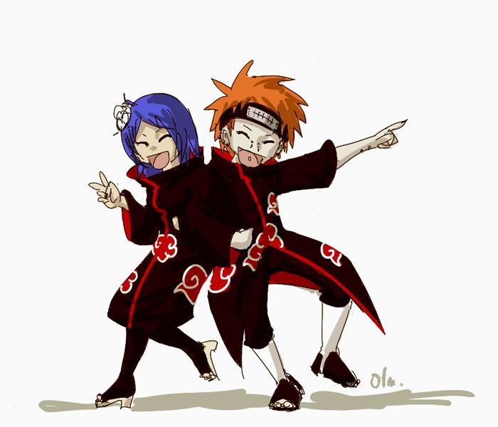 NARUTO (A partir del Equipo Hebi) [Spoilers] Naruto__WE__RE_HUNTIN___BIJUU_by_or